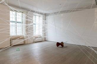 Installationshot af Åsa Frankenberg. Foto: Alastair Philip Wiper
