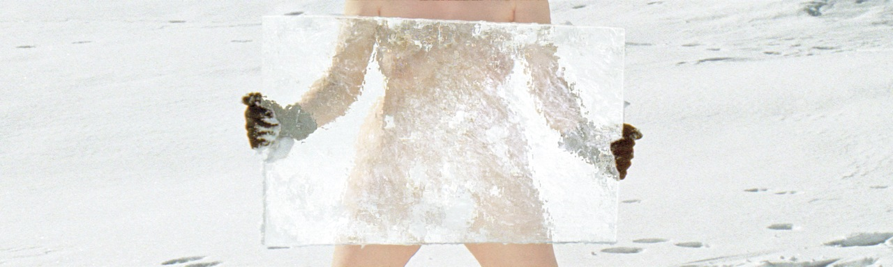 Kirsten Justesen: Ice-Script