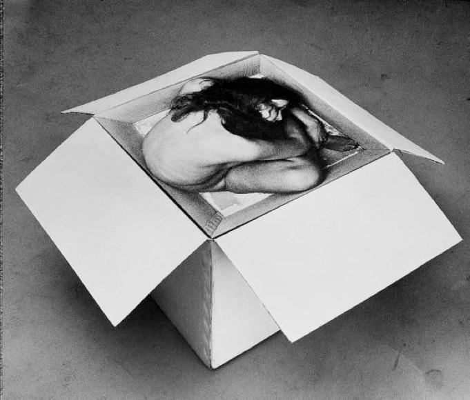 Kirsten Justesen: 'Sculpture # 2', 1968