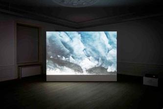 Installationshot af Niels Pugholms 'Kimbrer'. Foto: Alastair Philip Wiper