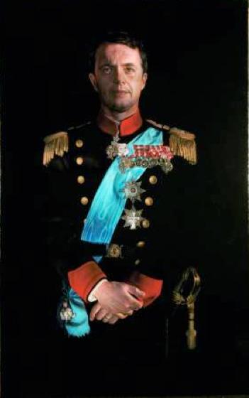 Thomas Kluge: 'Kronprins Frederik', 2009