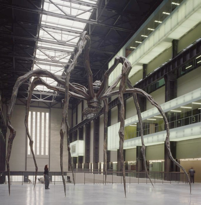 Louise Bourgeois, Tate Modern, 2000