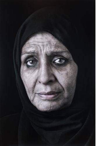 Shirin Neshat: Ghada.