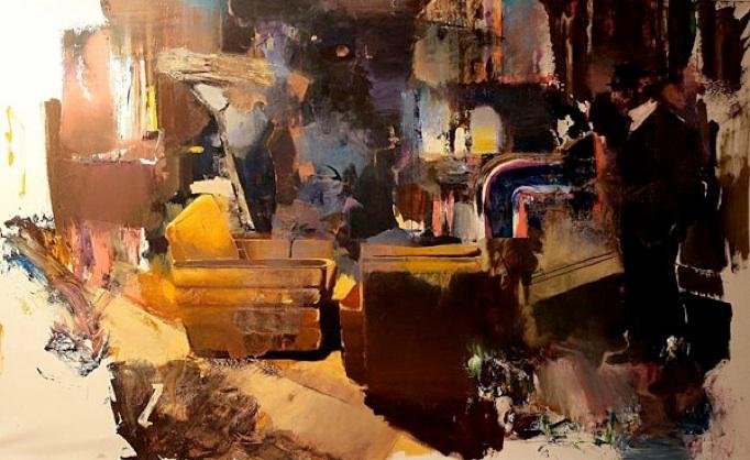 Adrian Ghenie: 'Boogeyman', 2010