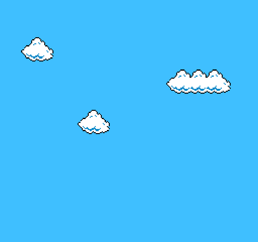 Cory Arcangel: 'Super Mario Clouds', 2002