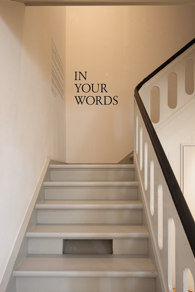 Nanna Debois Buhl og Brendan Fernandes: 'In Your Words', Karen Blixen Museet, 2011