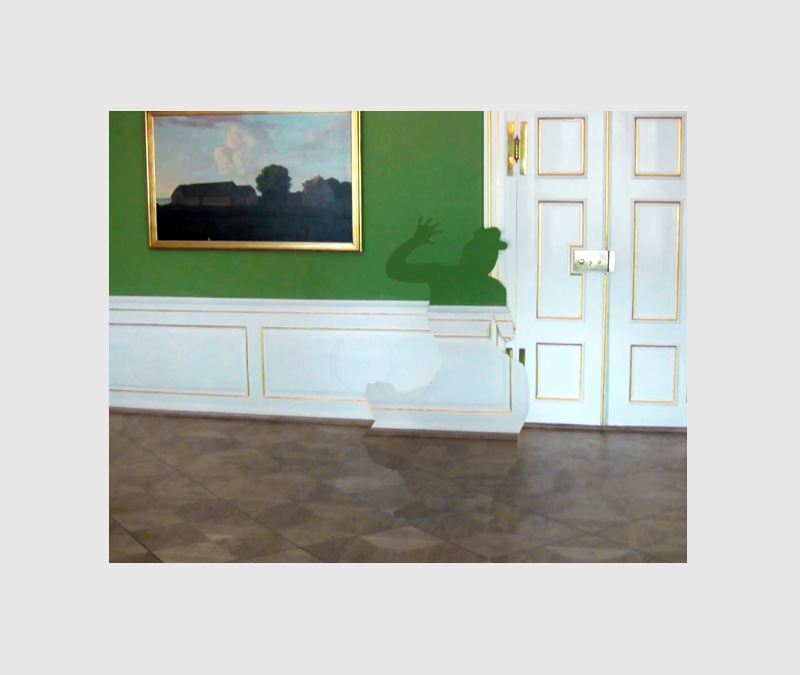 Jeannette Ehlsers: stilbillede fra 'Black Magic at the White House', 2009