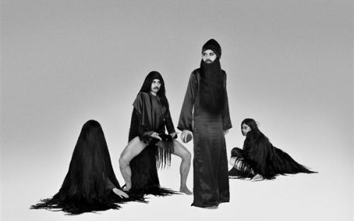 Lilibeth Cuenca Rasmussen: Stillbillede fra 'Afghan Hound', 2011
