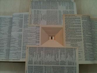 Odires Mlaszho, den brasilianske pavillon, Venedig Biennalen 2013. Eget foto.