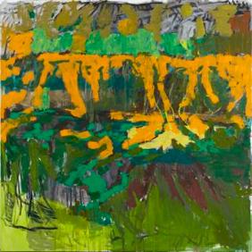 Per Kirkeby: 'Uden titel', 2010