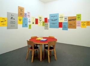 Lise Harlev: 'Har du nogensinde løjet om hvor du kommer fra?', 2002