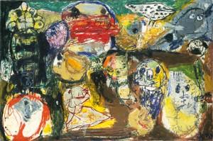 Asger Jorn: 'Brev til min søn', 1956-1957