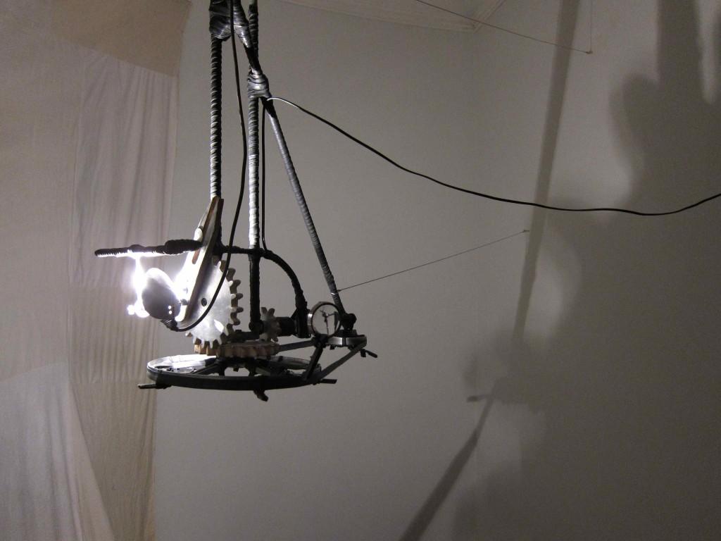 Stine Gro: 'Orbital Projector', 2014