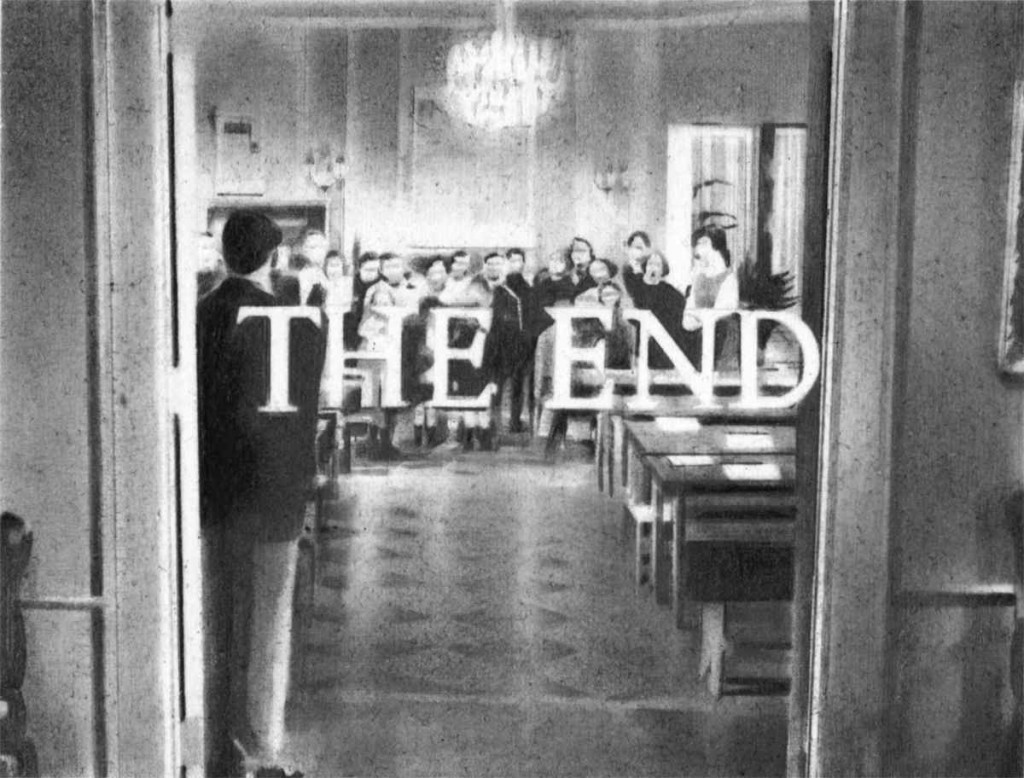 Andreas Albrectsen: 'The End 7', 2014