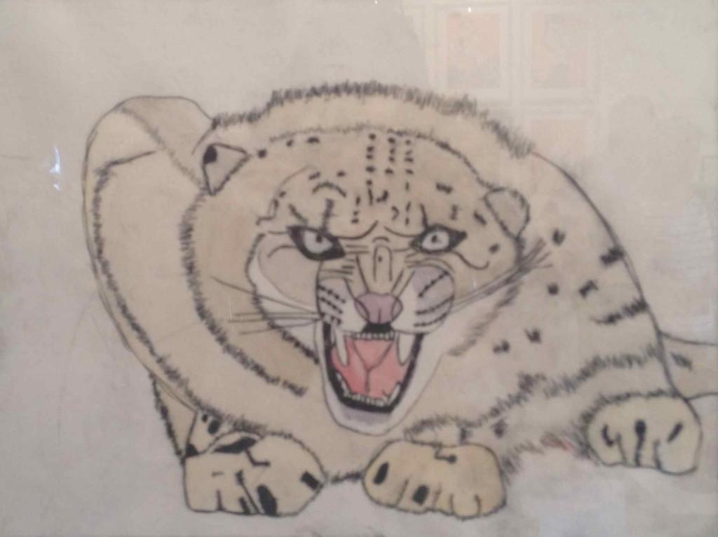 Christine Jensen: 'Gal Leopard II'