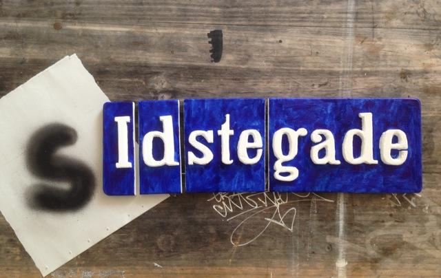 Morten Henningsen: 'Sidstegade', 2014