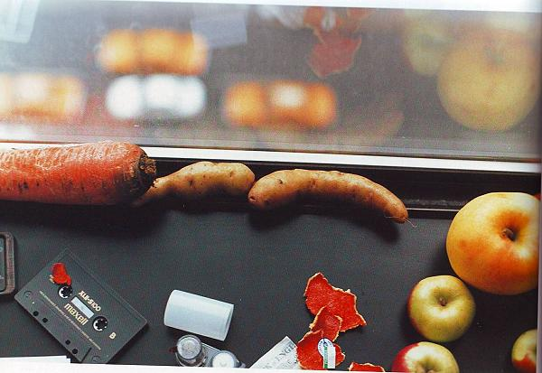 Wolfgang Tillmans: 'Still life, New York', 2001