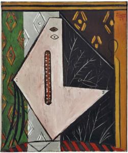 Pablo Picasso: 'La demoiselle', 1929