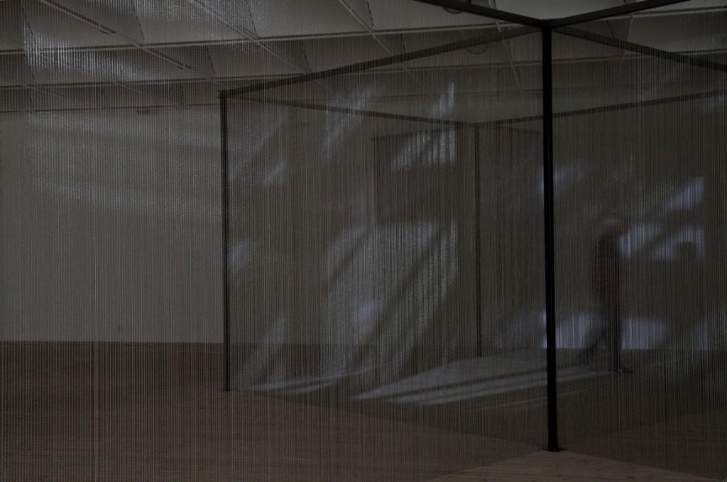 Gunilla Klingberg: 'Parallelareal Variable' i Malmö Konsthall, 2014