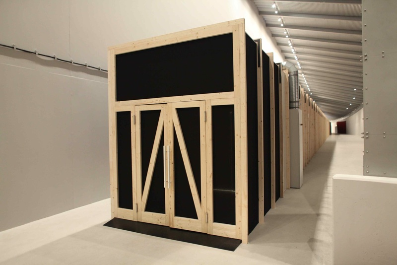 Olafur Eliasson: 'Din blinde passager', 2010, Arken. Foto: Studio Olafur Eliasson, 2010