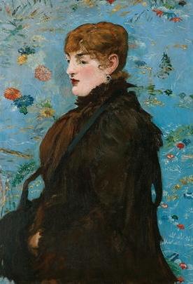 Édouard Manet: 'Efterår', 1881