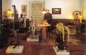 Edward Kienholz: 'Roxy's', 1961