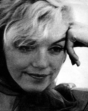 Arnold Newman: 'Monroe', 1962
