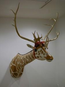 Fredrik Raddum: 'African Reindeer', 2005