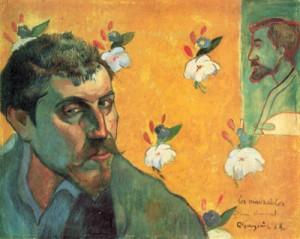 Paul Gauguin: 'Selvportræt', 1888