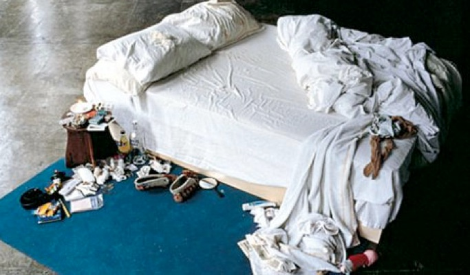 Tracey Emin: 'My Bed', 1999