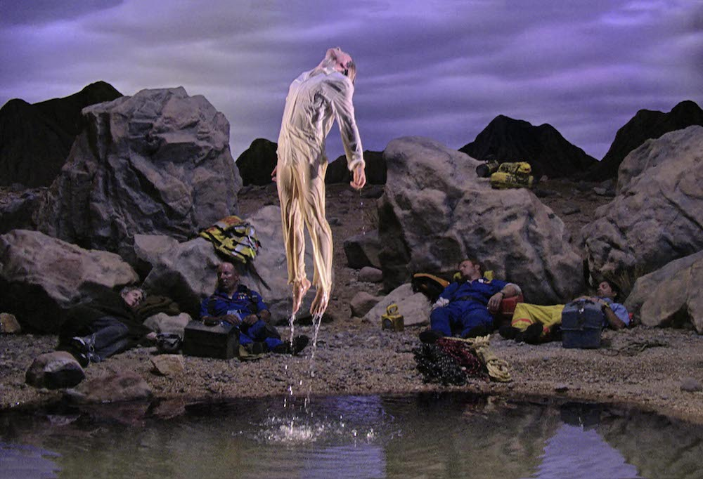 Bill Viola: 'Going Forth By Day', 2002