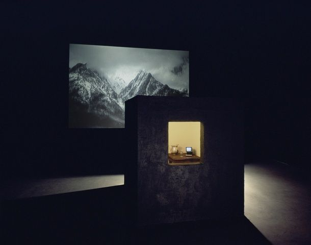 Bill Viola: 'Room for Saint John and the Cross'