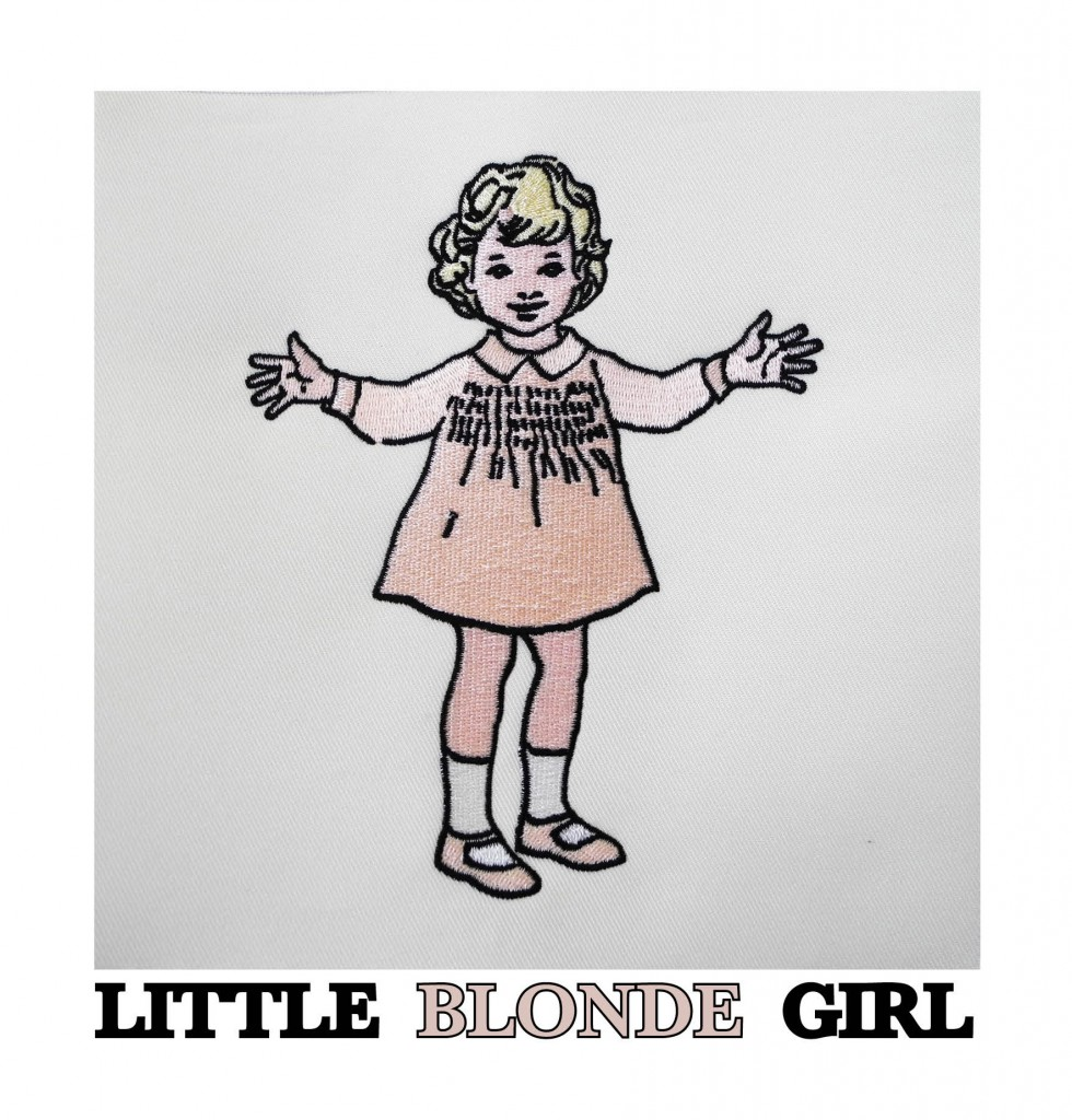 Hesselholdt og Mejlvang Little Blond Girl 2014