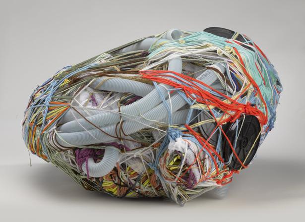 Judith Scott: 'Untitled', 2004