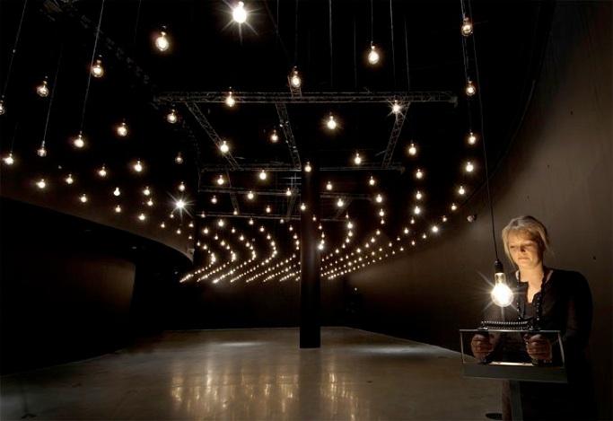 Rafael Lozano-Hemmer: 'Pulse Room'