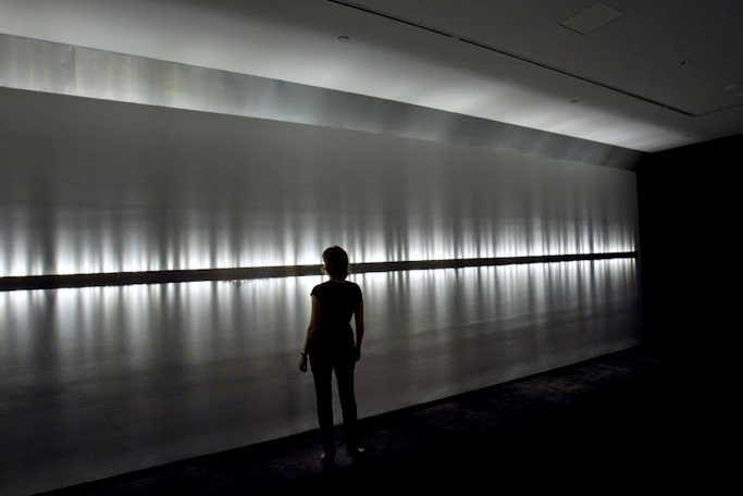 Rafael Lozano-Hemmer: 'Voices Array', Kunsthal Nikolaj, 2012