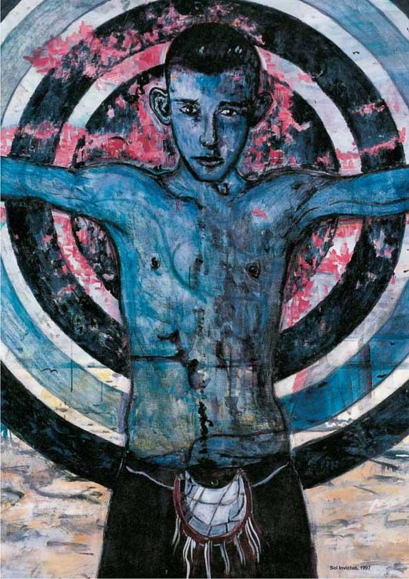 Knud Odde: Siggimund fra invitation, 1998