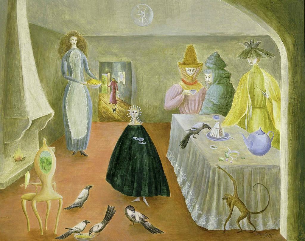 Leonora Carrington: 'The Old Maids', 1947. Foto: © Estate of Leonora Carrington / ARS, NY and DACS, London 2015