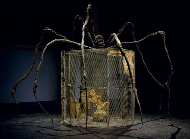 Louise Bourgeois: 'Spider', 1997
