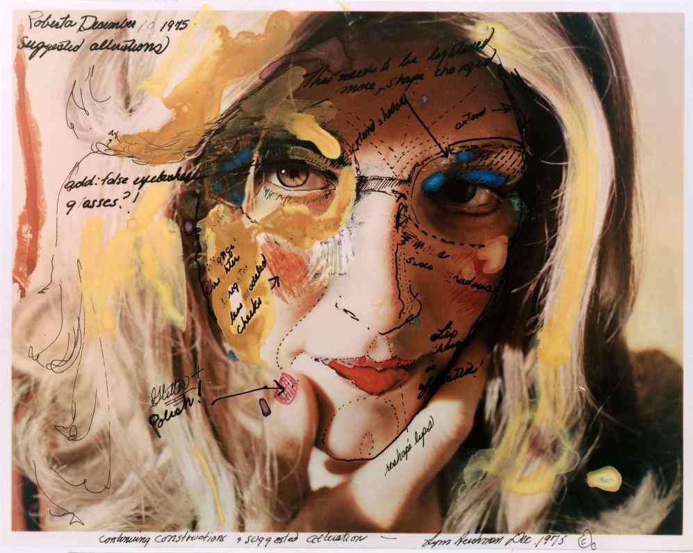 Lynn Hershman Leeson: 'Roberta Breitmore' fra serien 'External Transformations', 1974. Foto: Lynn Hershman Leeson © Lynn Hershman Leeson