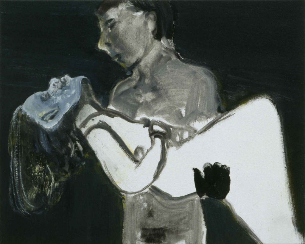 Marlene Dumas: 'The Image as Burden', 1993