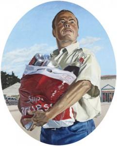 Peter Carlsen: 'Forbruger', 2010
