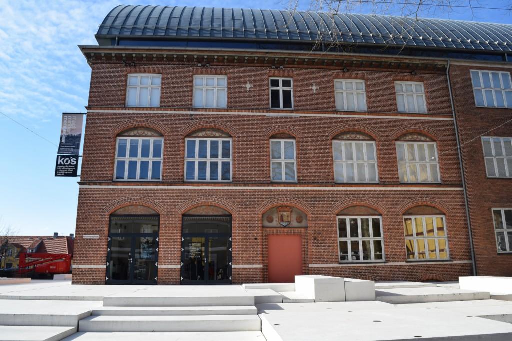 Pressefoto KØS Museum for kunst i det offentlige rum