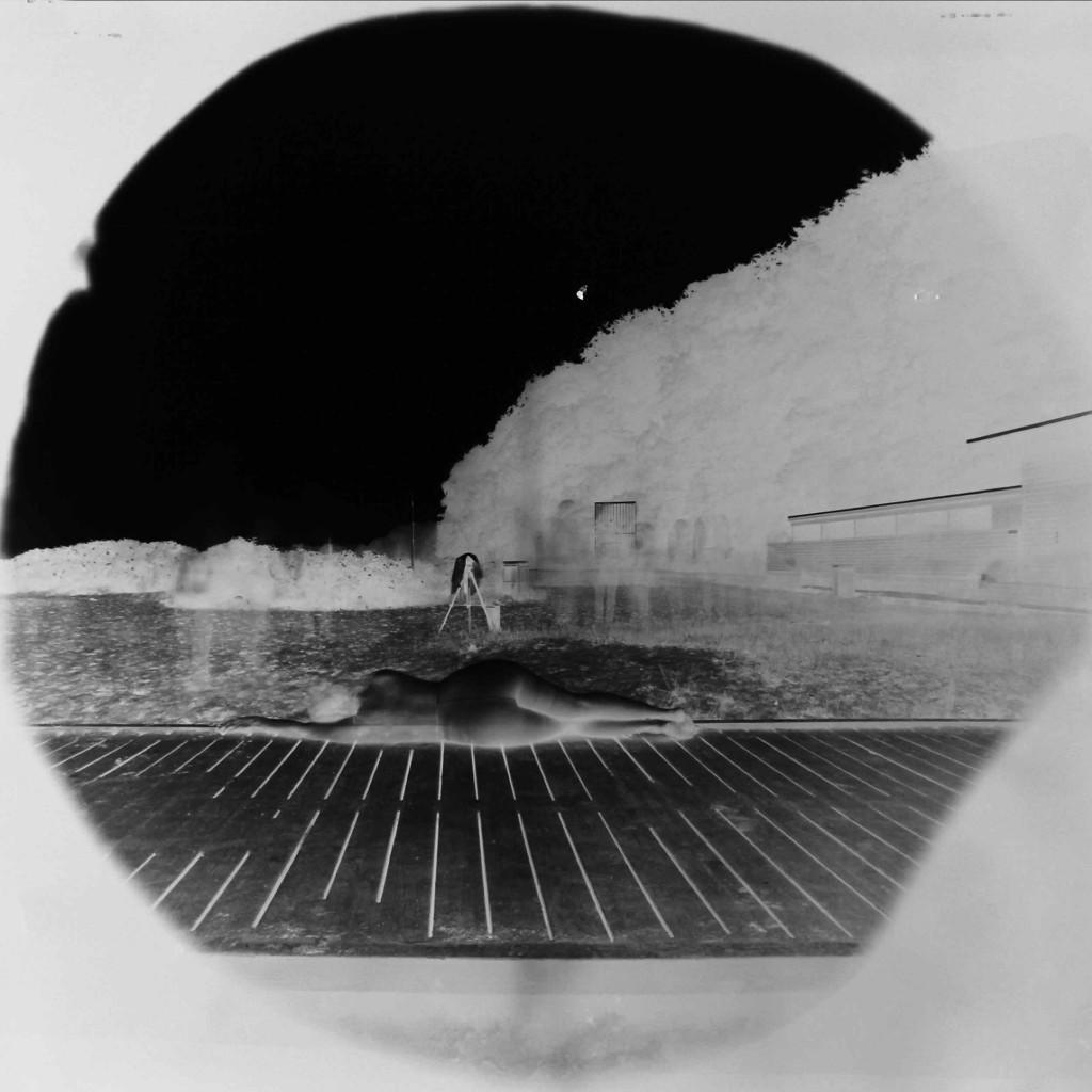 Et af Nanna Lysholt Hansens fotografier, der kan ses på udstillingen