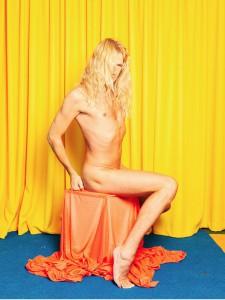 Paula Winkler, fra serien 'Centerfolds' © Paula Winkler