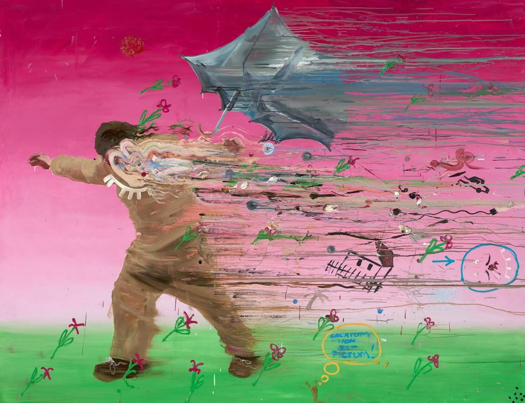 Andreas Golder: 'At skide er ikke at male', 2006