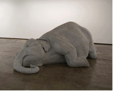 Bharti Kher: 'The Skin Speaks a Language Not Its Own', 2006
