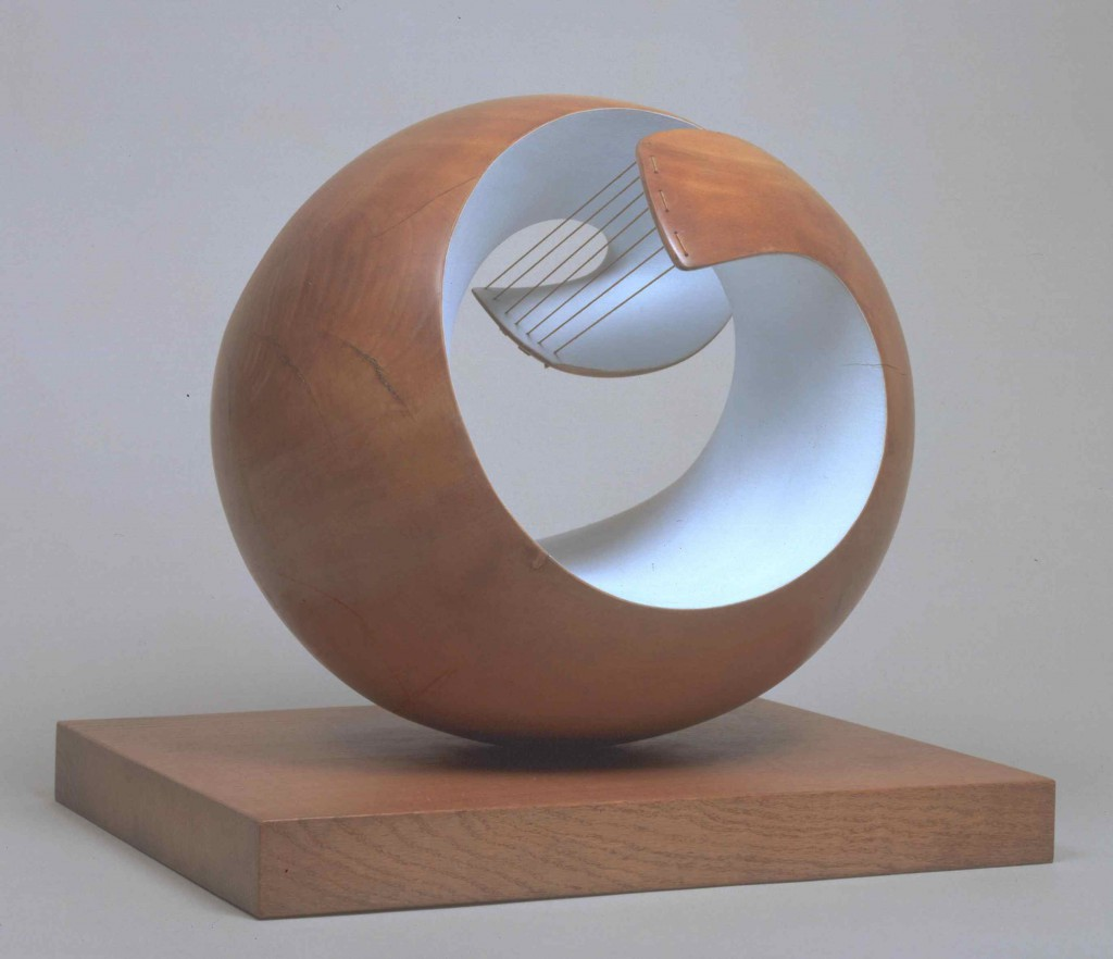Barbara Hepworth: 'Pelagos', 1946. © Bowness