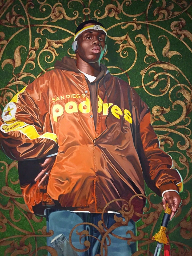 Kehinde Wiley: 'Alexander the Great', 2005