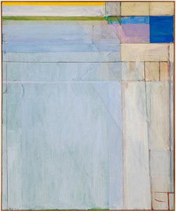 Richard Diebenkorn: 'Ocean Park #54', 1972. SFMoMA